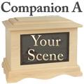 Ambassador Companion Style Urn