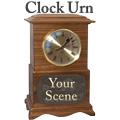 Ambassador Clock Style Urn